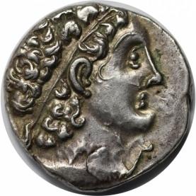 Tetradrachme 94/93 v. Chr avers
