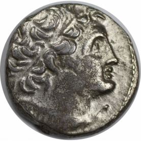 Tetradrachme  111/112 v. Chr avers