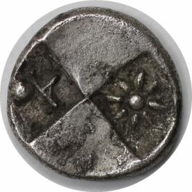 Tetrobol 480 - 350 v. Chr revers