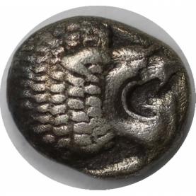 AR Diobol 478 - 390 v. Chr avers