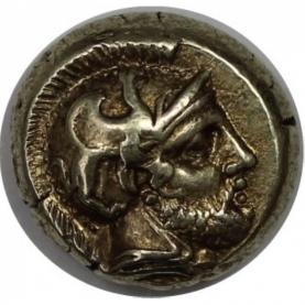 EL Hekte 412 - 378 v. Chr avers