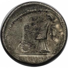 AR-Denar 1. Jahr v. Chr revers