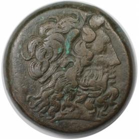 AE-3 221-205 v. Chr avers