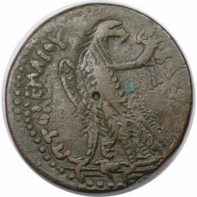 AE-3 221-205 v. Chr revers