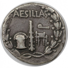 Tetradrachme 93 - 87 v. Chr revers
