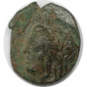 Bronze 260 - 250 v. Chr avers