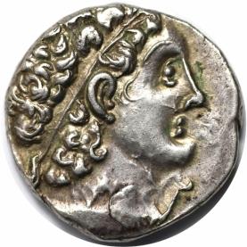 Tetradrachme 94 - 93 v. Chr avers