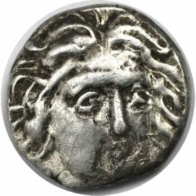 Drachme 179 - 168 v. Chr avers
