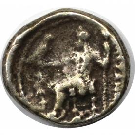 Hemidrachme 336 - 323 v. Chr revers