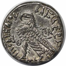 Tetradrachme  111 - 112 v. Chr revers