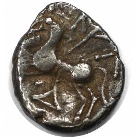 Quinar 2./1. Jhdt. v. Chr revers