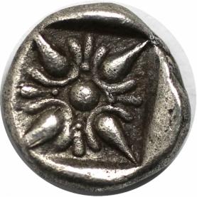 AR 1/12 Stater 525-500 v.Chr. revers
