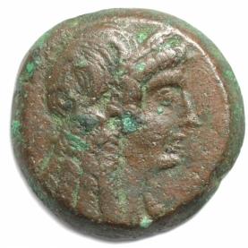 AE 26 180-145 v.Chr. avers