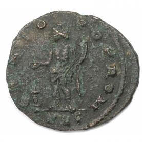 Follis 307-308 n. Chr revers