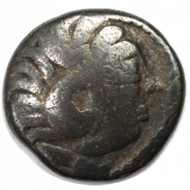 Drachme 1. Jhdt. v. Chr avers