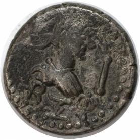 Stater 265-266 n. Chr revers