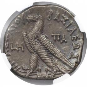 AR Tetradrachme 110 / 9 v. Chr revers