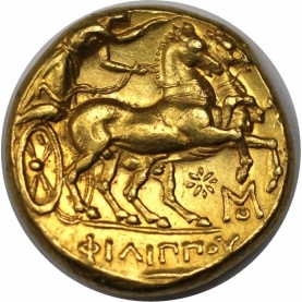 AV Stater 323 - 317 v. Chr revers