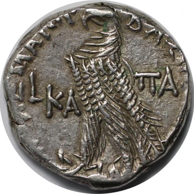 Tetradrachme 94/93 v. Chr revers