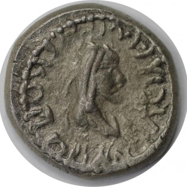 Stater 265 n. Chr avers