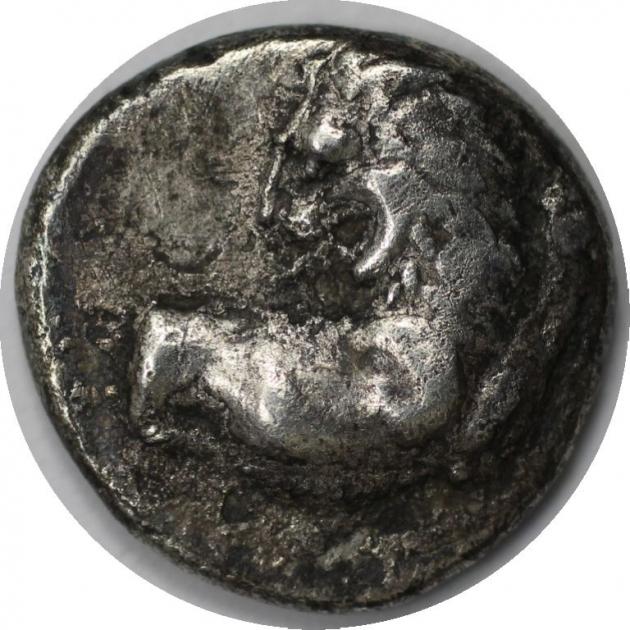 Tetrobol 480 - 350 v. Chr avers