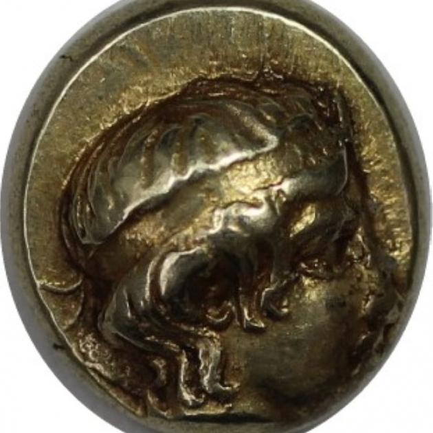 EL Hekte 454-428/7 v. Chr avers