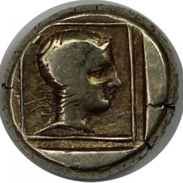 EL Hekte 412 - 378 v. Chr revers