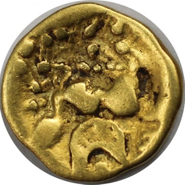 AV-1/4 Stater 3./frühes 2. Jahrhundert v. Chr revers