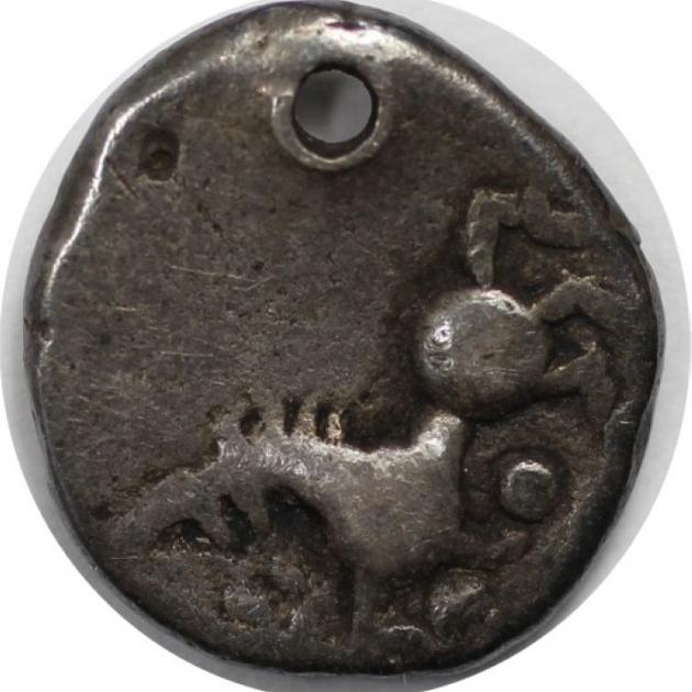 Quinar 1. Jhdt. v. Chr revers