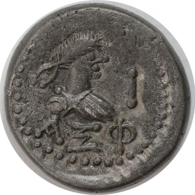 Stater 264-265 n. Chr revers
