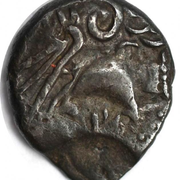 Quinar 2./1. Jhdt. v. Chr avers