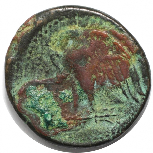 Æ 27 285-246 v. Chr revers