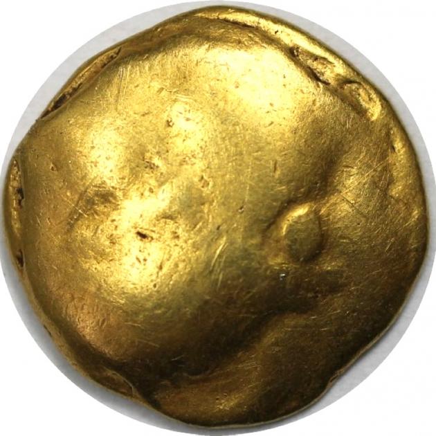 AV 1/4 Stater 3./frühes 2. Jahrhundert v. Chr avers