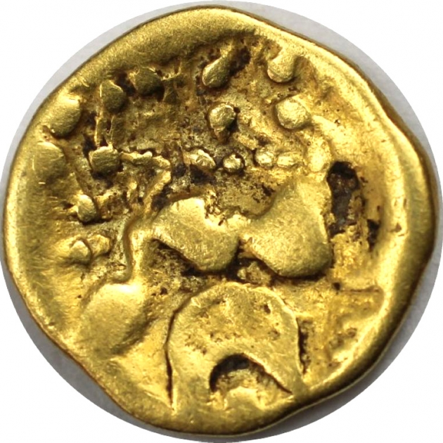 AV 1/4 Stater 3./frühes 2. Jahrhundert v. Chr revers