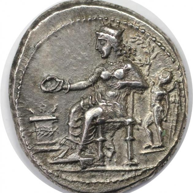 AR Stater 370 - 365 v. Chr revers